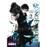 Ao No Exorcist 02