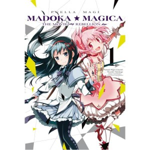 Puella Magi Madoka Magica: The Movie - Rebellion – 1