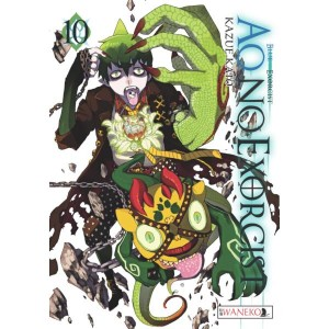Ao No Exorcist 10