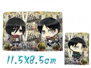 Portfel Attack on Titan #3