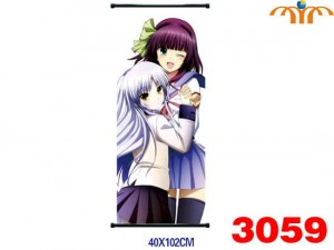 Wallscroll Angel Beats #2