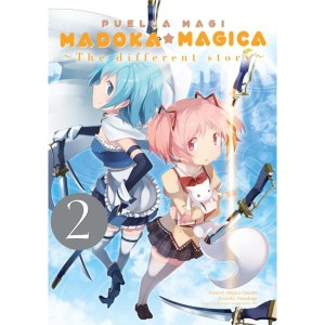 Puella Magi Madoka Magica: The different story 02